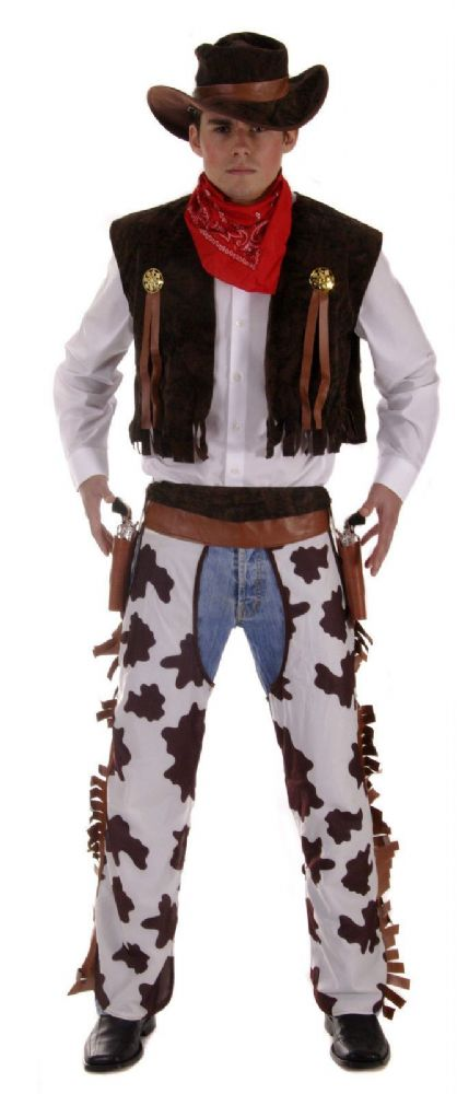 Cowboy - Fancy Dress (Best Dressed U37 391)
